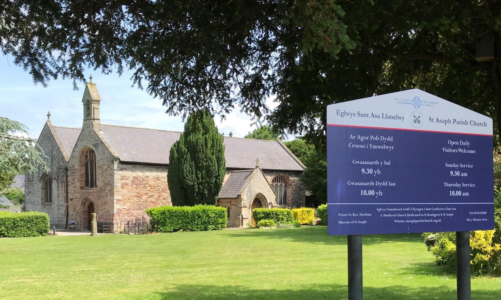 Eglwys y Plwyf, Llanelwy